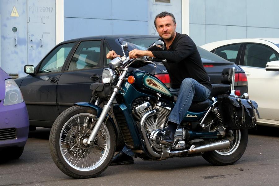 Мотоинструктор Роман