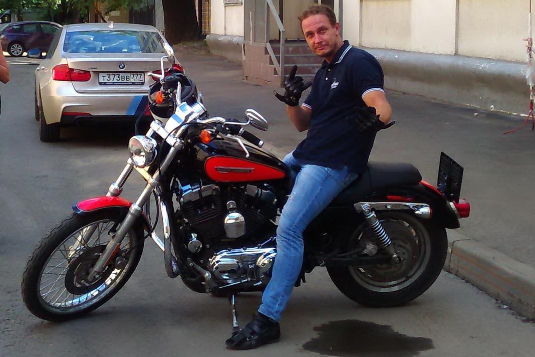 Мотоинструктор Слава