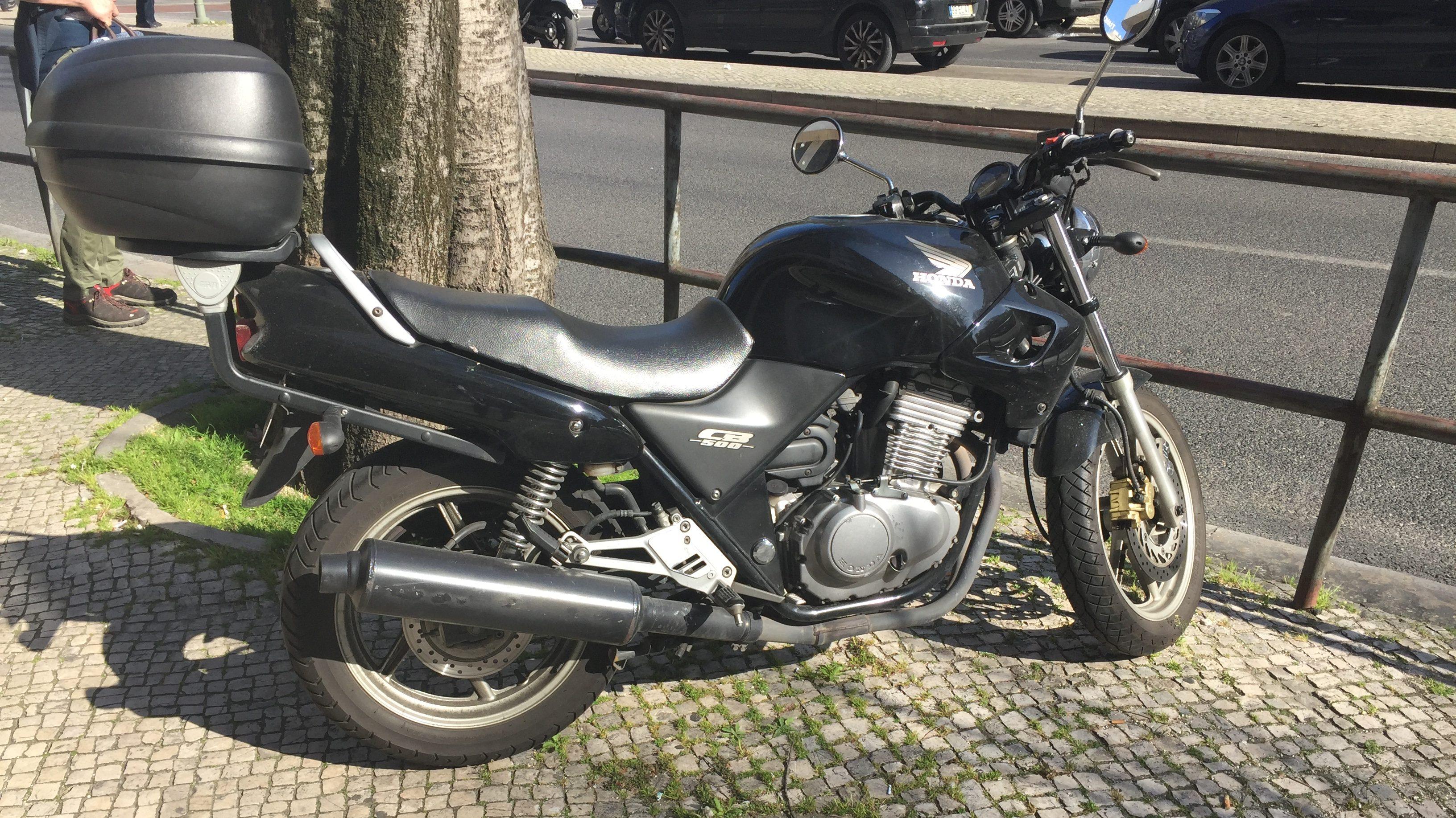 ็Honda CB500